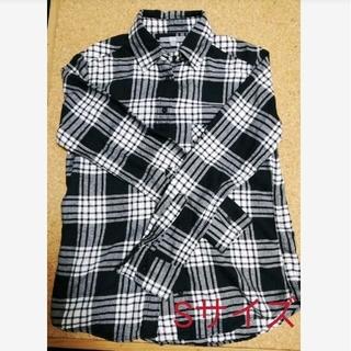 UNIQLO - UNIQLO、チェックシャツ