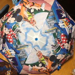 Disney - 香港ディズニー 折りたたみ傘
