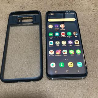 ギャラクシー(Galaxy)のGalaxy s8 SIMフリー ディアルSIM対応 64G(スマートフォン本体)