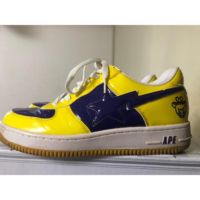 A BATHING APE(アベイシングエイプ)のAPE BAPESTA US10  メンズの靴/シューズ(スニーカー)の商品写真