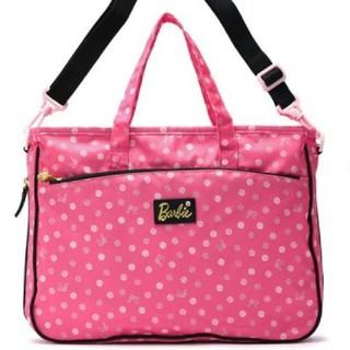 バービー(Barbie)のバービー Barbie 2WAY レッスンバッグ ピンク(ショルダーバッグ)