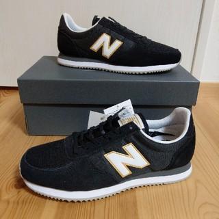 New Balance - WL220 ニューバランス  ブラック 24,5