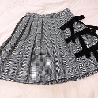 merry jenny - リボンスカート