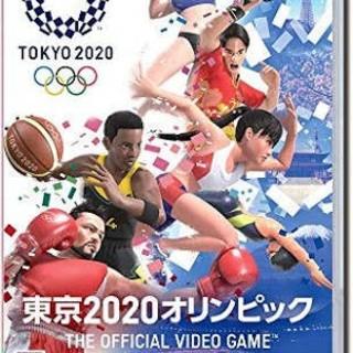 未開封 Switch 東京オリンピック2020