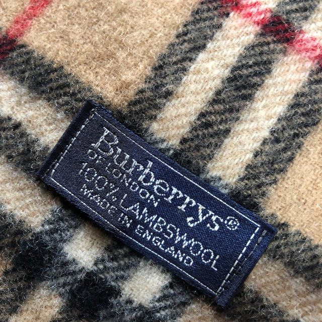BURBERRY(バーバリー)のBurberry'マフラー レディースのファッション小物(マフラー/ショール)の商品写真