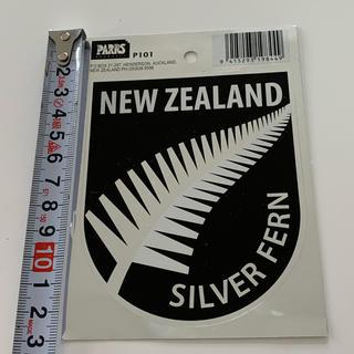 ニュージーランド  ステッカー(しおり/ステッカー)