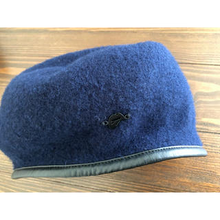 SLY - SLY パイピングベレー帽