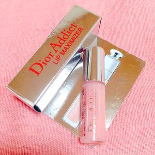 ディオール(Dior)のディオール リップマキシマイザー ミニ (リップケア/リップクリーム)
