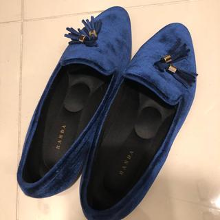ランダ(RANDA)のRANDAほぼ未使用★靴LLサイズ(ハイヒール/パンプス)