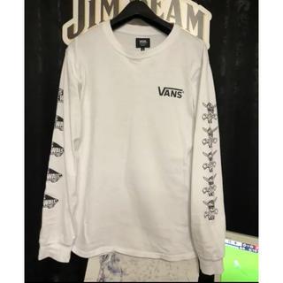 ヴァンズ(VANS)のVANS バンズ ロンT  パイレーツ Mサイズ(Tシャツ/カットソー(七分/長袖))