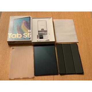 ギャラクシー(Galaxy)のGALAXY Tab S5e SM-T725N 128GB LTE SIMフリー(タブレット)