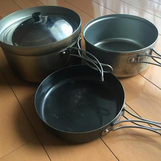 ユニフレーム(UNIFLAME)のUNIFLAME ごはんクッカープラス(調理器具)