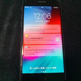 iPhone - iPhone7 本体 128GB simフリー