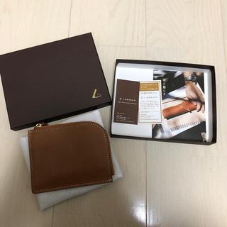 ツチヤカバンセイゾウジョ(土屋鞄製造所)の土屋鞄 Lファスナー オーク(コインケース/小銭入れ)