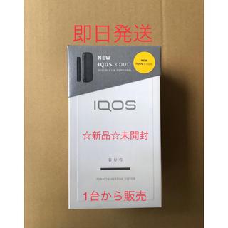 アイコス(IQOS)のアイコス3DUO(タバコグッズ)