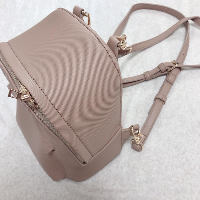 rienda(リエンダ)のミニリュック レディースのバッグ(リュック/バックパック)の商品写真