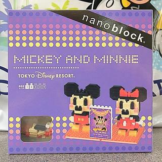 Disney - ナノブロック@ミッキー&ミニー生誕祭