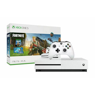 Xbox - 入手困難【新品】Xbox one s fortnite bundle 1TB
