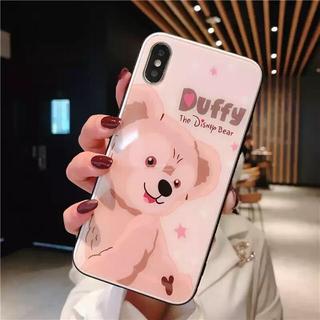 Disney - ディズニー ダッフィー  iPhone7/8/X/XS/XR
