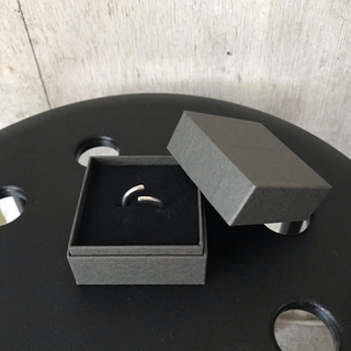 ASAMI FUJIKAWA フジカワアサミ シルバーリング(リング(指輪))