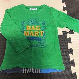 RAG MART - ラグマート ロンT