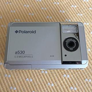 トイカメラ好きポラロイド社デジタルカメラa530中古美品本体のみ