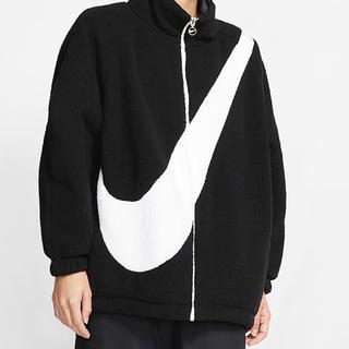 NIKE - W NIKE swoosh reversible jacket