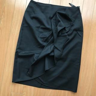 EPOCA - 【美品】エポカ フリル スカート 38