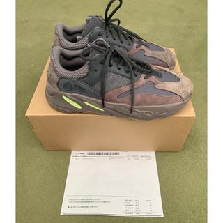 """アディダス(adidas)のYEEZY BOOST 700 WAVE RUNNER """"MAUVE""""(スニーカー)"""