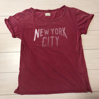 アングリッド(Ungrid)のアングリッド レディースTシャツ (男女兼用)(Tシャツ/カットソー(半袖/袖なし))