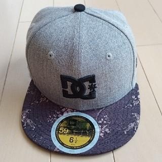 ニューエラー(NEW ERA)のNEWERA DCキャップ52cm(帽子)