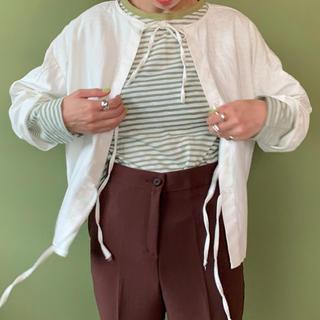 Lochie - NUGU bisou ビス everyday strip Tシャツ ボーダー