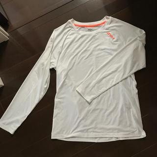 ツータイムズユー(2XU)のランニングシャツ(Tシャツ/カットソー(七分/長袖))