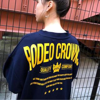 RODEO CROWNS WIDE BOWL - RCWB✳︎サイドロゴベンツワンピース✳︎ネイビー