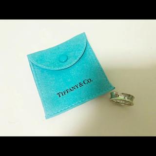 ティファニー(Tiffany & Co.)のティファニー  リング 指輪 11号(リング(指輪))