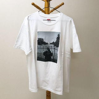 Supreme - undercover public enemy white house tee