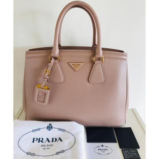 プラダ(PRADA)の国内正規店購入 PRADA プラダ サフィアーノBN2402*(トートバッグ)