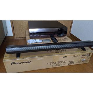 Pioneer - Pioneer 3.1ch サウンドバーシステム HTP-SB560