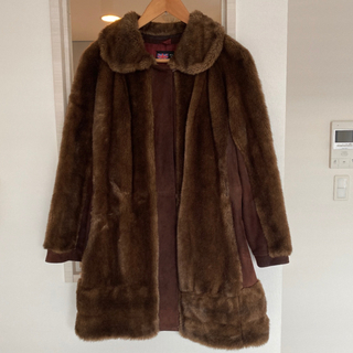 EDIT.FOR LULU - ZIG購入 vintage fur coat