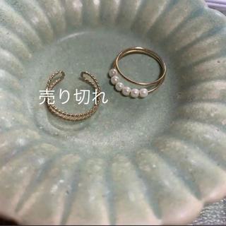 ケービーエフプラス(KBF+)のリング 良品(リング(指輪))