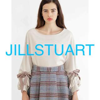 ジルスチュアート(JILLSTUART)のジルスチュアート ニット スウェット(トレーナー/スウェット)