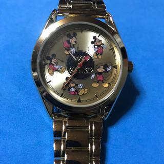 ディズニー(Disney)の新品☆未使用 ディズニー ミッキーマウス 腕時計 ユニセックス(腕時計(アナログ))