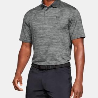 アンダーアーマー(UNDER ARMOUR)の(ほぼ新品)アンダーアーマー Under Armour ゴルフ ポリシャツ(ポロシャツ)