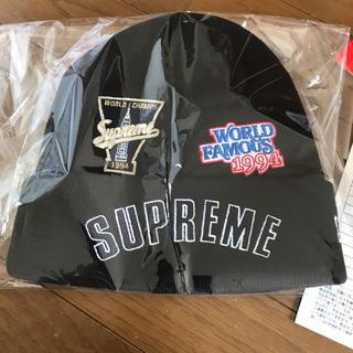 Supreme - supreme New Era Championship Beanie ニット帽
