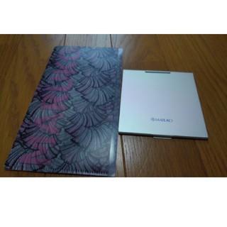 マルコ(MARUKO)のMARUKOミラー&マスクケース(日用品/生活雑貨)