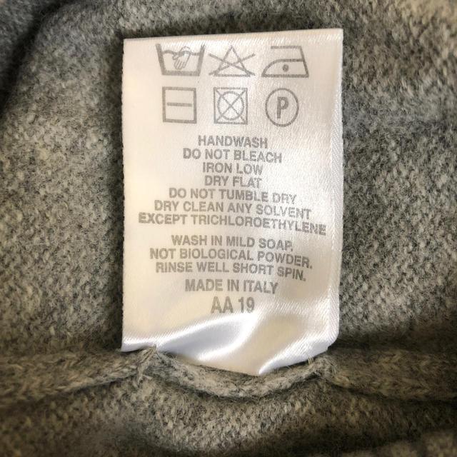 BURBERRY(バーバリー)のバーバリーセーター メンズ M グレー メンズのトップス(ニット/セーター)の商品写真