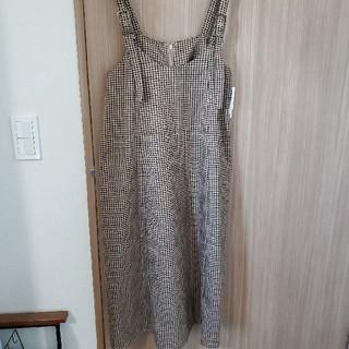 INGNI - INGNIストラップ付きスカート未使用