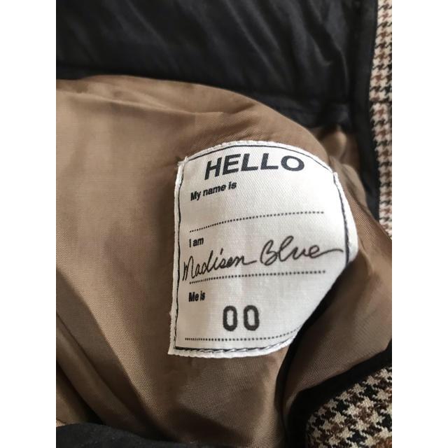 MADISONBLUE(マディソンブルー)の★専用★ マディソンブルー ウール パンツ madisonblue レディースのパンツ(クロップドパンツ)の商品写真