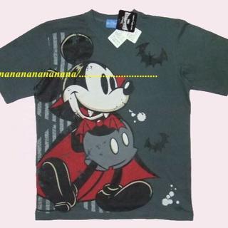 Disney - 新品【TDLミッキーTシャツ】S★ドラキュラ★ヴァンパイア