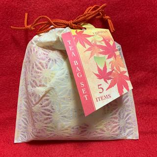 LUPICIA - 紅茶 秋のティーバッグセット 5種